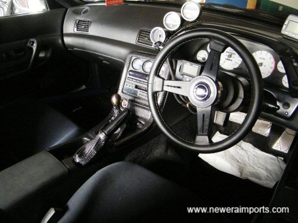 Stunning condition throughout the interior. Note unmarked dashboard (No bubbling).