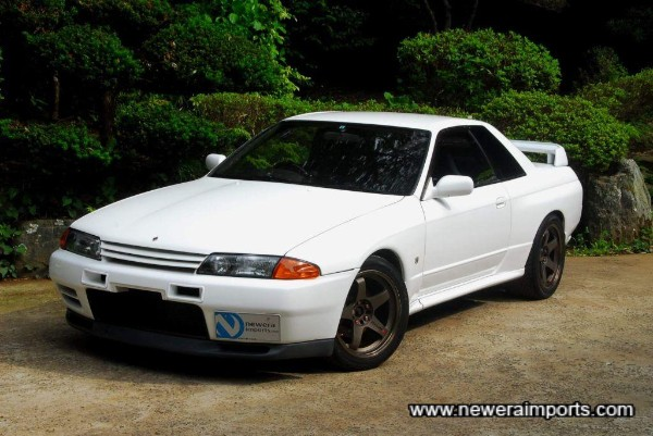 Stunning condition R32 GT-R  - with strong engine & low mileage!