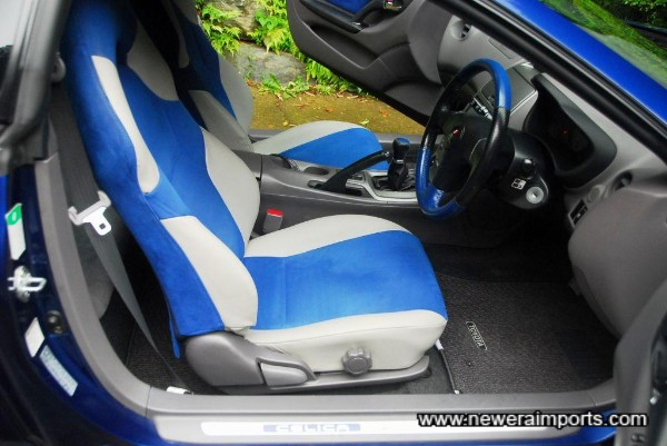 Driver's seat is like new having recently been re-upholstered (Both front seats).