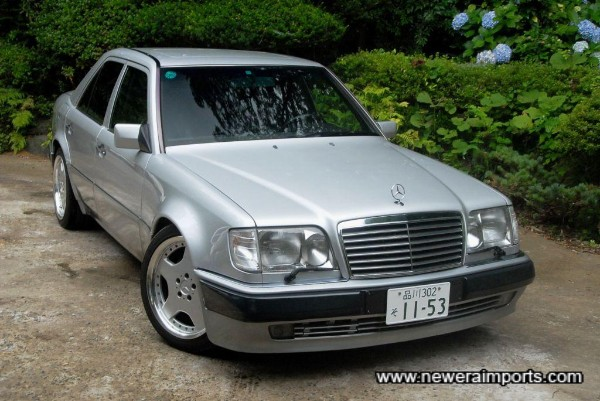 Possibly the best Benz ever built. Now gaining in collectability fast!