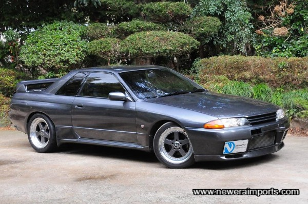 One of the loveliest R32 GT-R's we are likely to source this year.