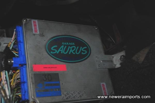 Saurus ROM ECU.