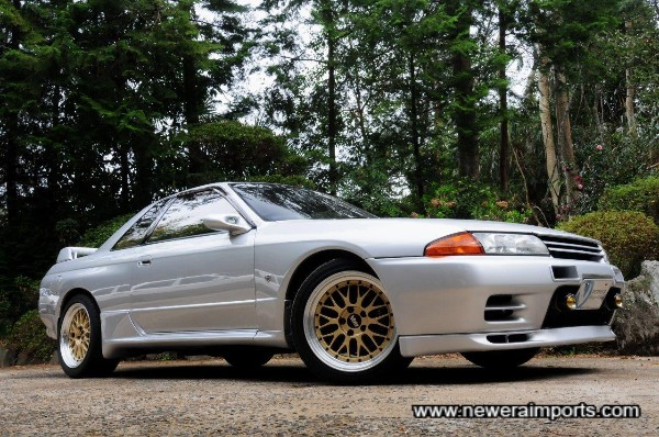 One of the best condition 32 GT-R's we are likely to sell this year.