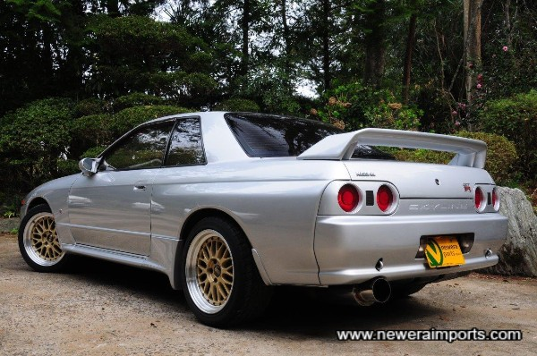 Nismo rear spoiler lip would be available as an additional option.