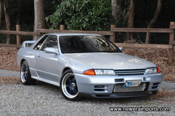 This must surely be the best Skyline R32 GT-R currently for sale worldwide.
