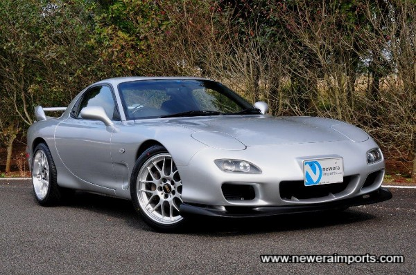We have a special interest in RX-7's being owners of 3 ourselves.
