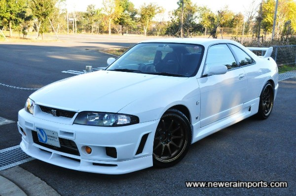 The only R33 we have stocked this year...and the best available by far.