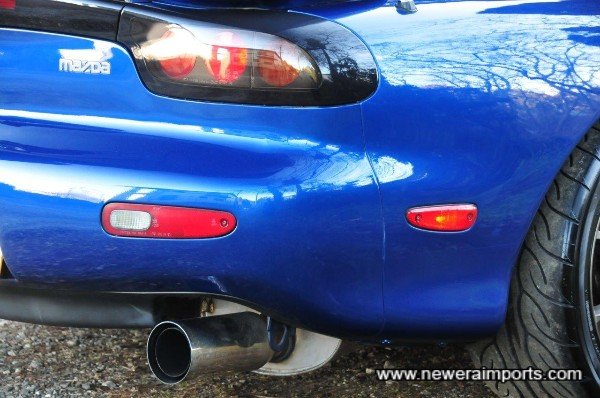 Auto Exe Exhaust is of excellent quality.